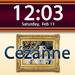 Clockscapes Paul Cézanne - Animated Clock Display