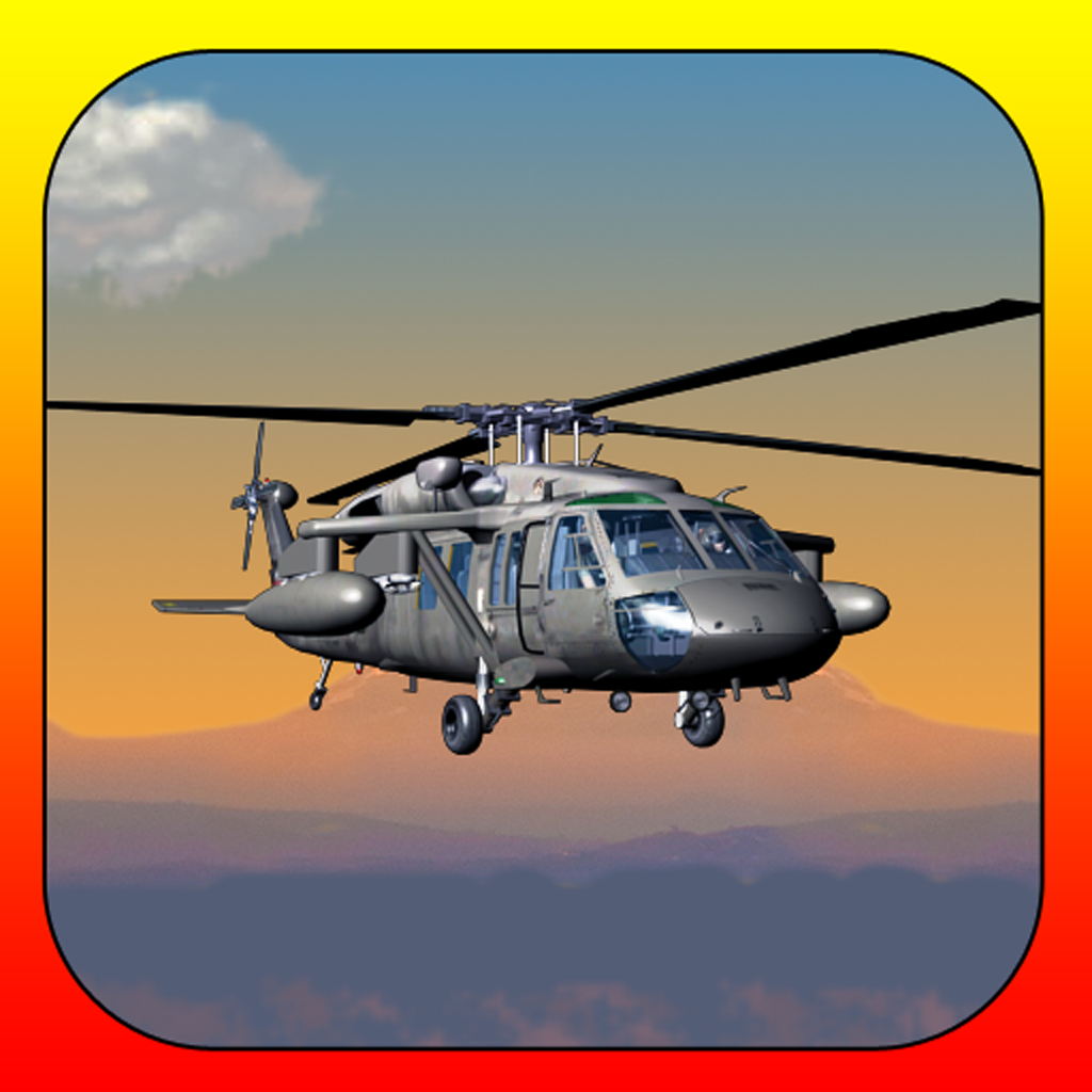 Modern Free World: The Helicopter War Game